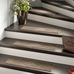 Grey Stair Treads Wayfair