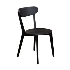 Noire Solid Wood Dining Chair (Set of 2) ..