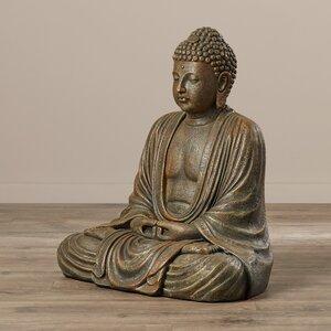 Medved Sitting Buddha Statue