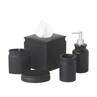 Black Bathroom Accessories You Ll Love Wayfair