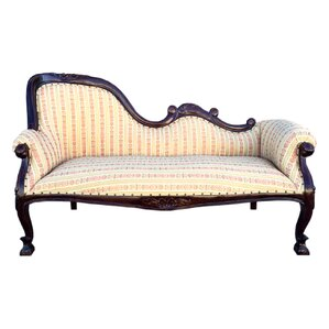 Louis Single Ended Loveseat by D-Art Collection