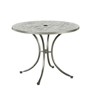 Umbria Concrete Tile Dining Table by Home Styles