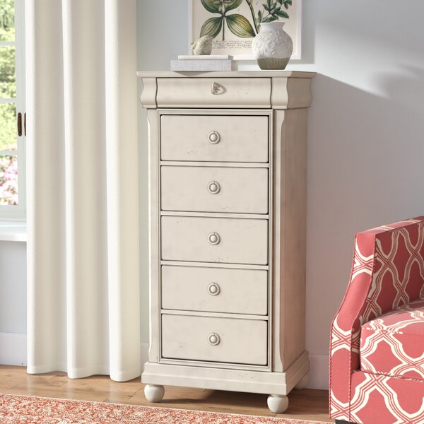 Oreana 5 Drawer Lingerie Chest Amp Reviews Birch Lane