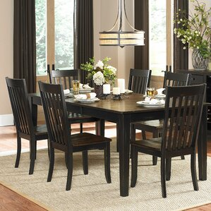 Henri Traditional 7 Piece Dining Set by Darby Ho..