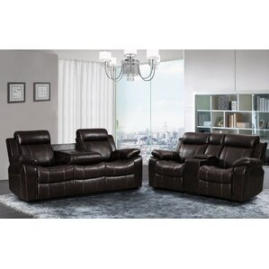 Gabrielle 2 Piece Living Room Set by Living In Style