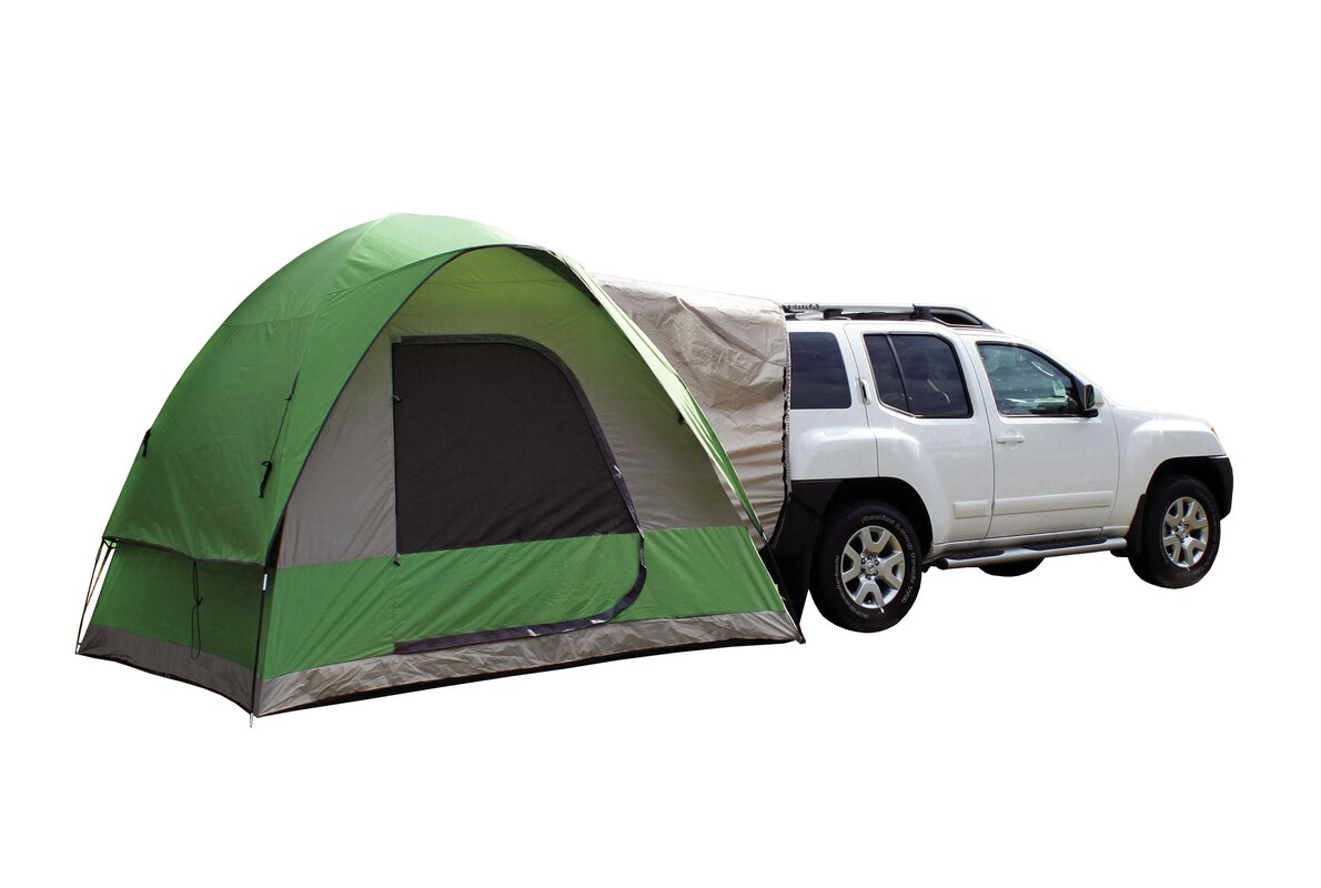Backroadz SUV Tent  sc 1 st  Wayfair & Napier Outdoors Backroadz SUV Tent u0026 Reviews | Wayfair