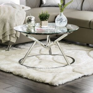 Delmar Coffee Table by Wade Logan