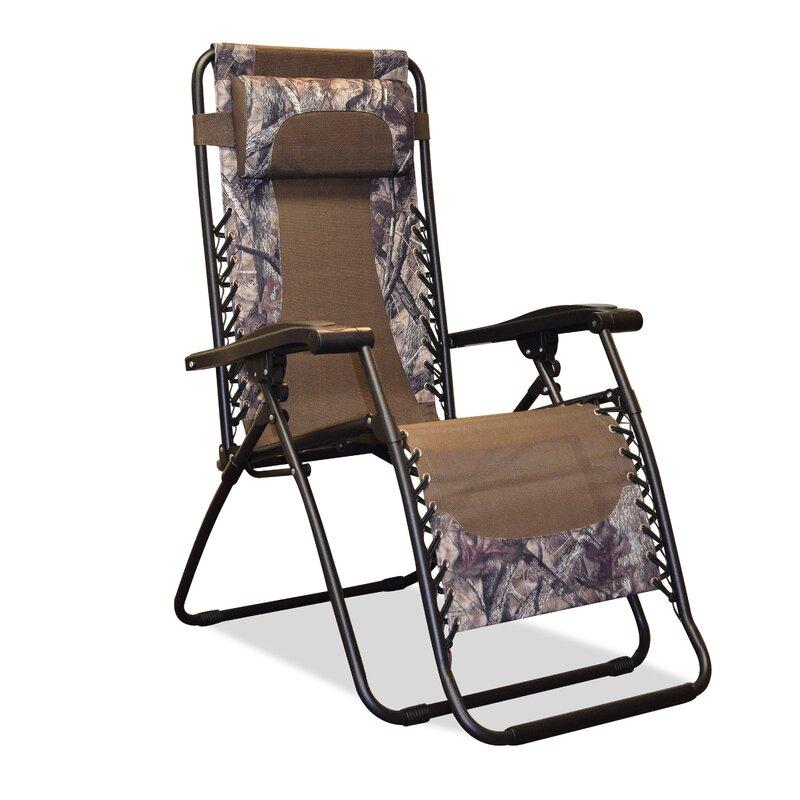 Beau Sports Infinity Reclining Zero Gravity Chair
