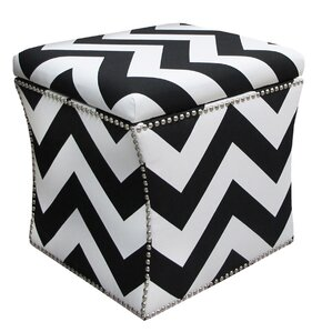 Mericle Ottoman by Brayden Studio