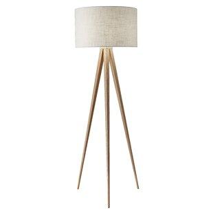 classics teak product modern web style lamp floor bamboo shop danish