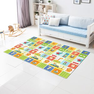 Fisher-Price 123 Portable Folding Floor Mat
