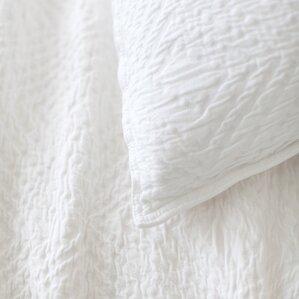 Modern White Quilts + Coverlets | AllModern : white matelasse quilt - Adamdwight.com