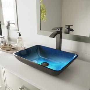 Lavabos vasques: Matériau - Lavabos en verre   Wayfair.ca