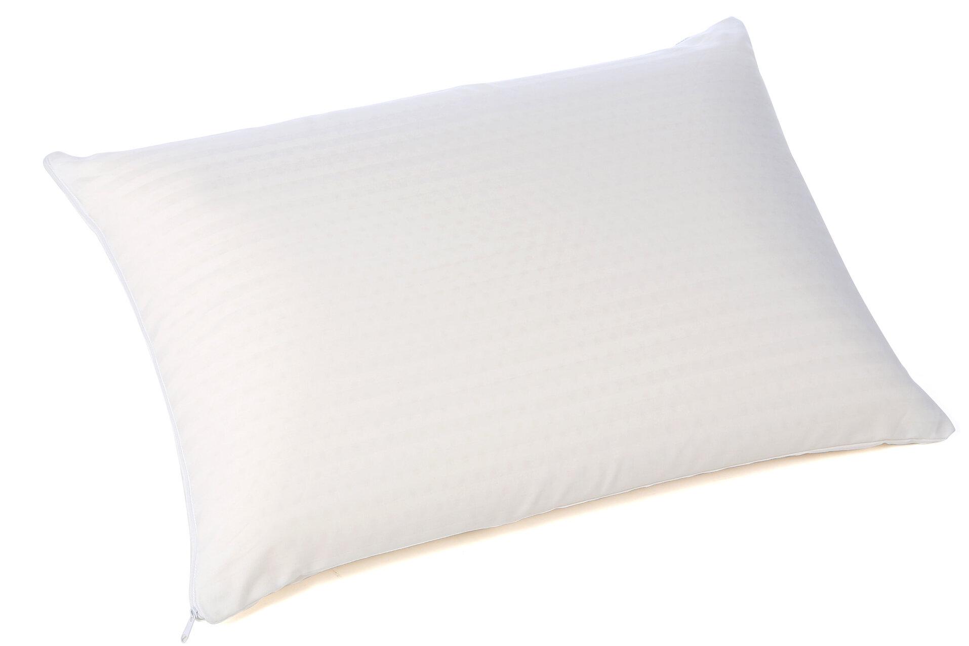 feel latex tontine soft profile medium dunlopillo pillow luxurious talalay