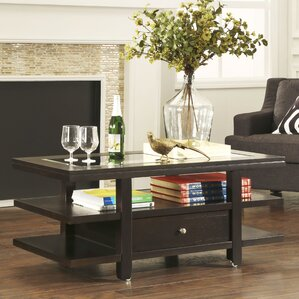 Wendell Coffee Table by Three Posts