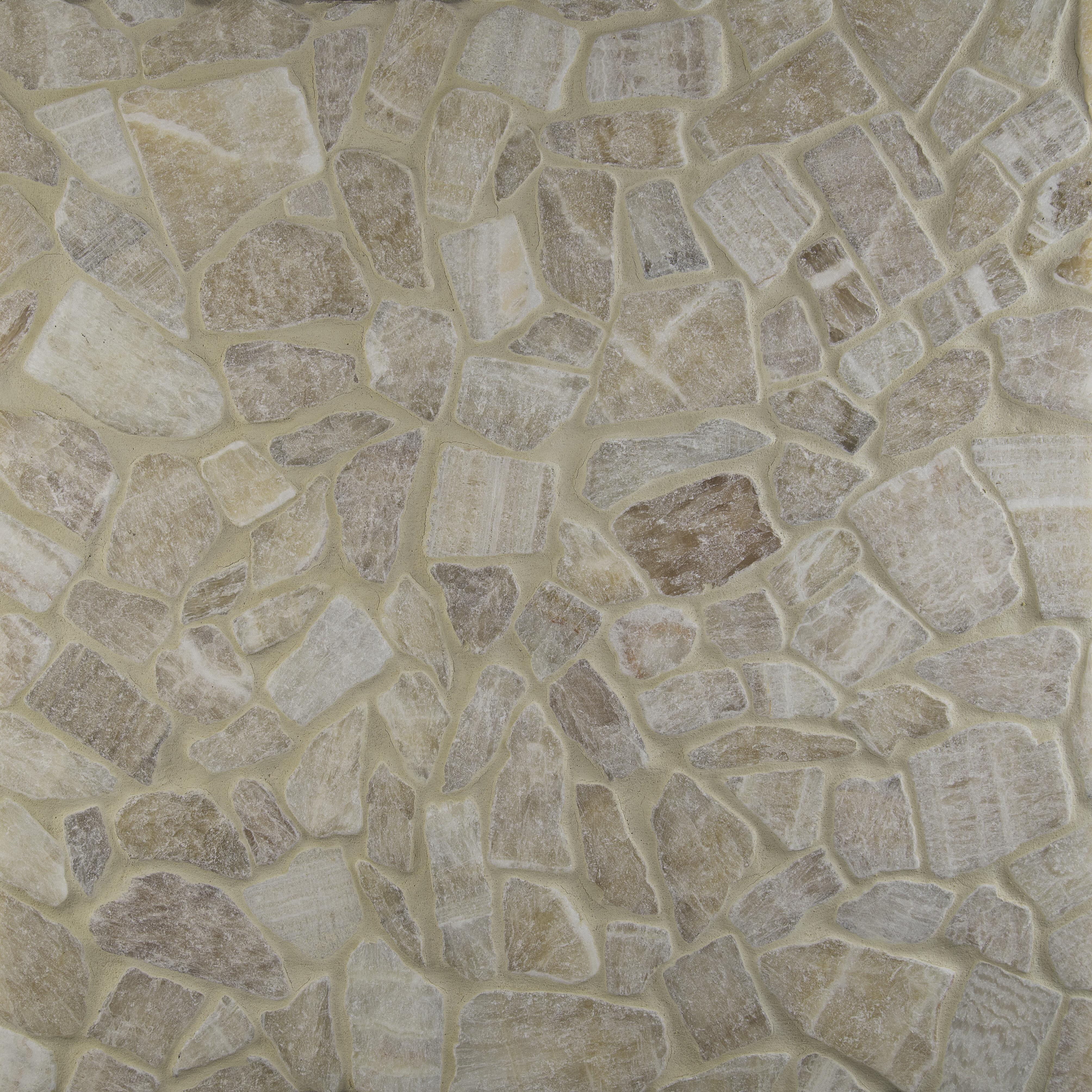 Msi Honey Flat Meshed 16 X Onyx Pebble Mosaic Tile In Yellow Wayfair