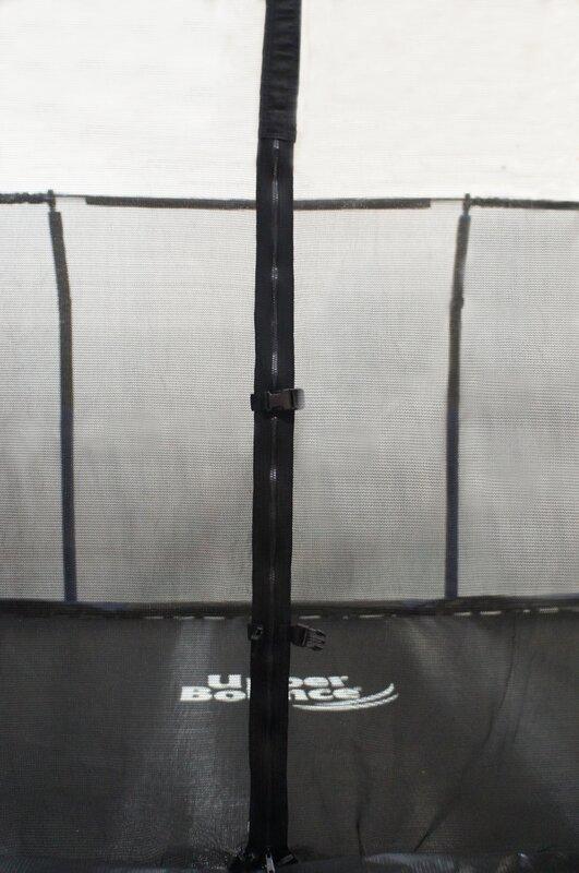 Wrought iron wall decor rectangular trampoline