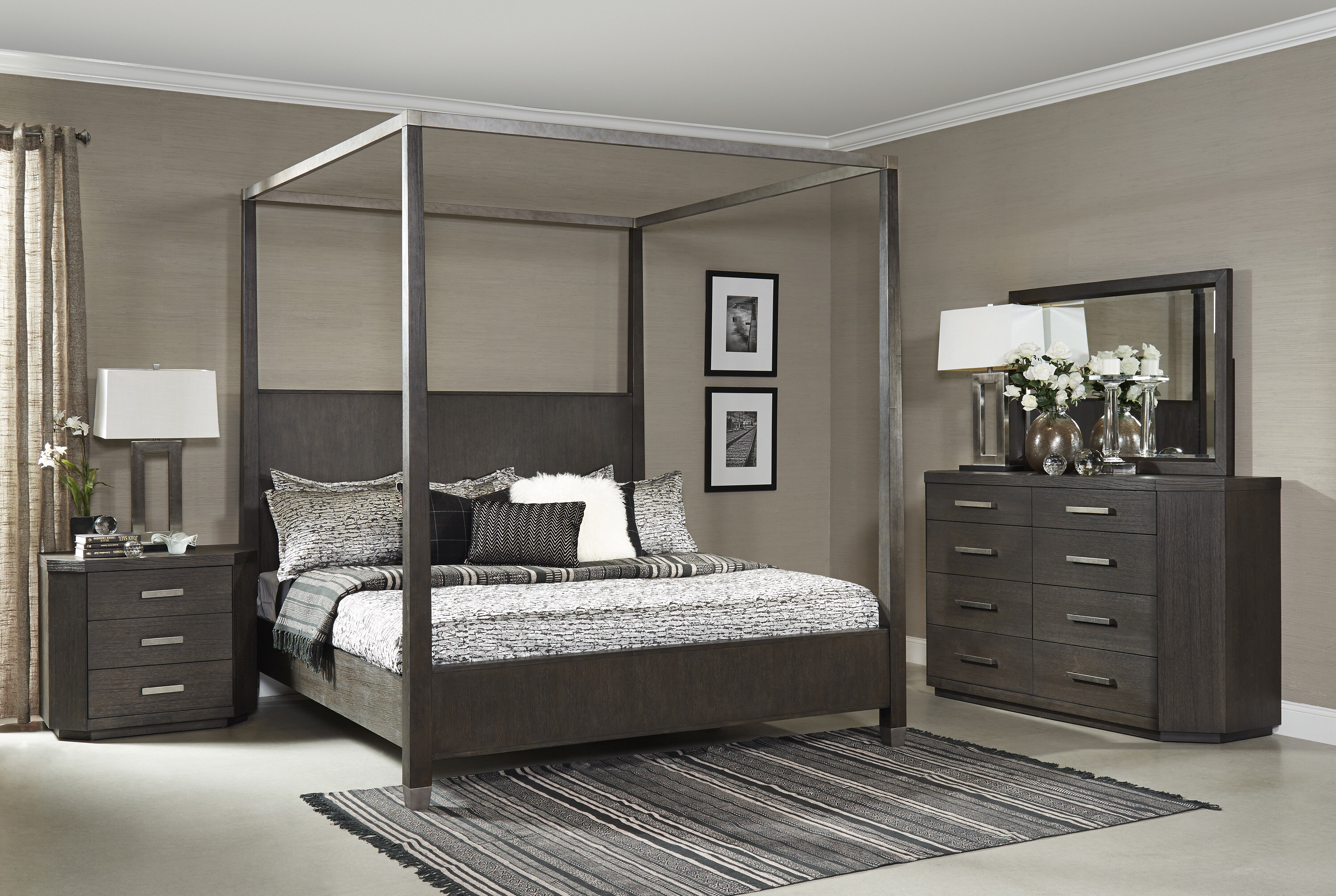 Fairfax Home Collections Tribeca Studio Canopy Bed & Reviews
