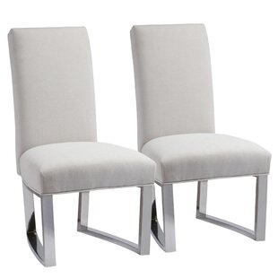 Linneus Upholstered Dining Chair (Set of 2)