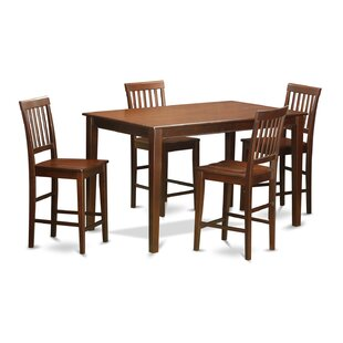 5 Piece Counter Height Dining Set Comparison