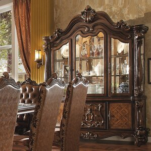 Versailles China Cabinet by A&J Homes Studio