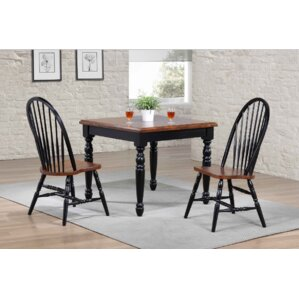 Farmhouse 3 Piece Dining Set by Tennessee..