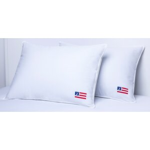 Flag Down Alternative Standard Pillow by Nautica