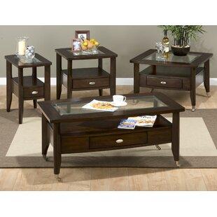 Attrayant Berwick 4 Piece Coffee Table Set