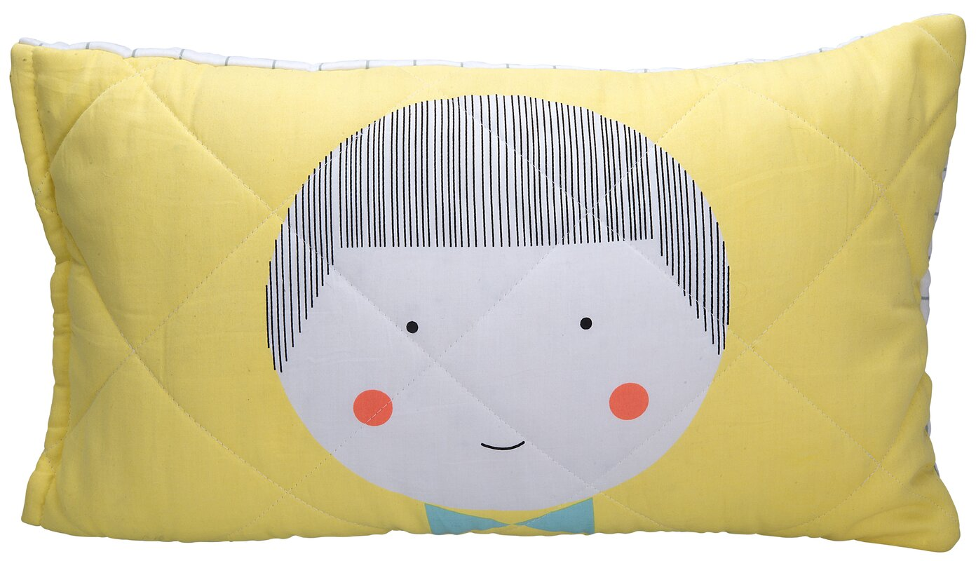 size baby toddler pillow pillowcase cases case nursery large boy white travel of