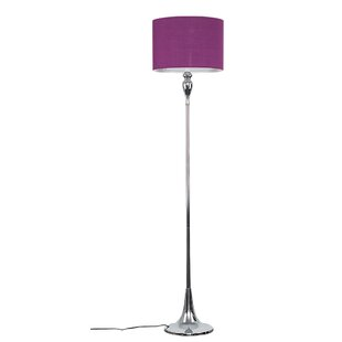 Purple floor lamps wayfair save aloadofball Gallery