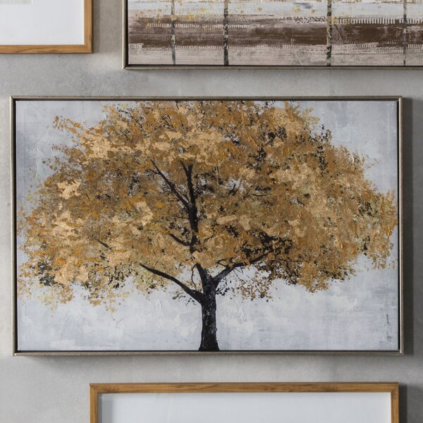 Framed Pictures Of Trees | Wayfair.co.uk