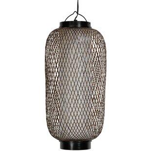 Diane 1 Light Hanging Lantern