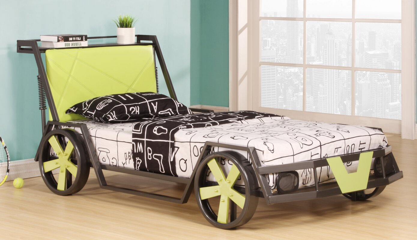 Williams Import Co Embrace Toddler Car Bed Wayfair