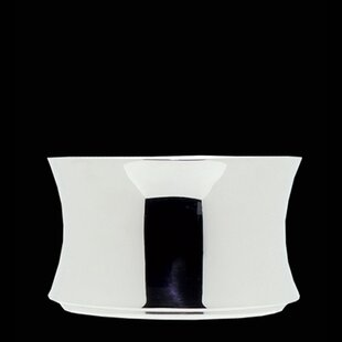Silhouette Stainless Steel 1 Bottle Tabletop Wine Rack
