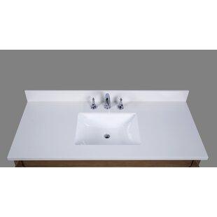 Thos 49 Single Bathroom Vanity Top