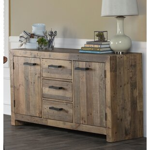 Solid Wood Sideboards Buffets Youll Love Wayfair