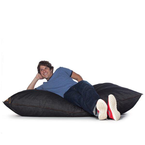 - Jaxx Denim 5.5' Pillow Saxx Bean Bag Lounger & Reviews Wayfair