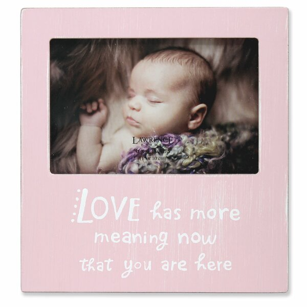 Harriet Bee Baratta Love Has More Meaning Now That You are Here ...