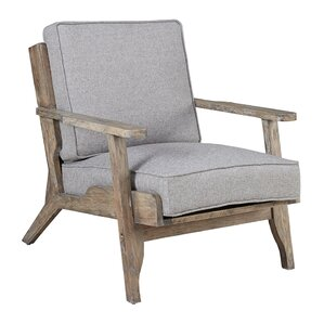 Malibu Armchair by INK+IVY