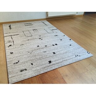Amazon Grey Rug by World Menagerie
