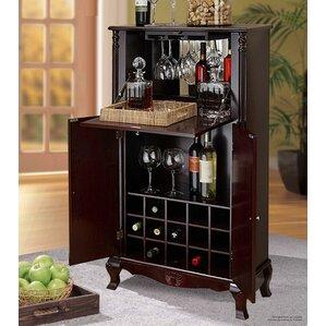 alberta 15 bottle wine bar