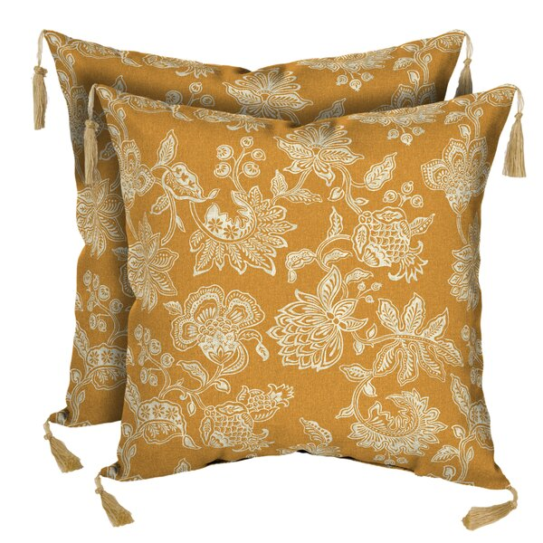 Throw Pillows With Tassels Wayfair Delectable Rust Colored Decorative Pillows