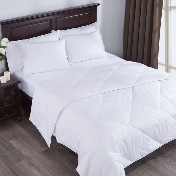 Puredown Lightweight Summer Down Comforter Amp Reviews Wayfair
