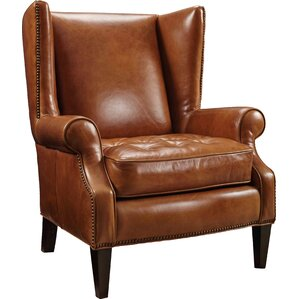 Delightful George Wingback Chair