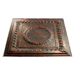 Drop In Ceiling Tile Copper