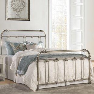 Bronze Metal Bed Queen | Wayfair