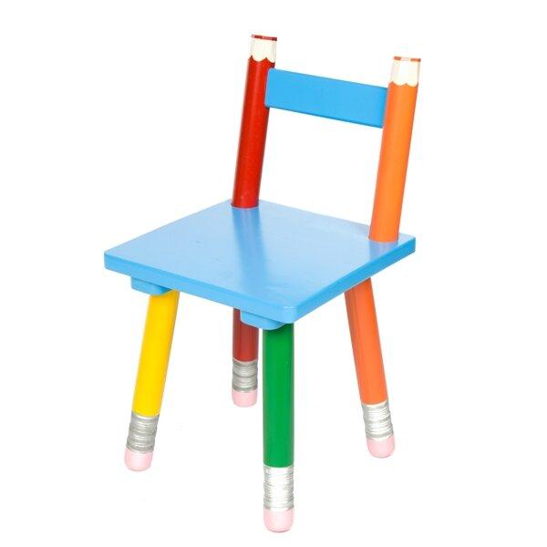 Ordinaire Pencil Childrenu0027s Desk Chair