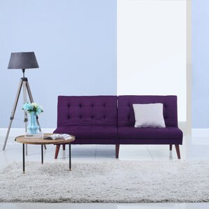 Modern Tufted Convertible Sofa by Madison Ho..