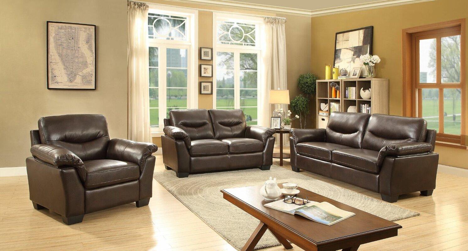 Red Barrel Studio Mcleansboro Configurable Living Room Set Reviews