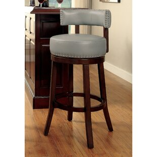 Boyers Contemporary 25 Swivel Bar Stool (Set Of 2) Best Choices